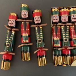 Nutcracker Christmas Crackers